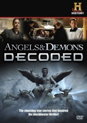 Angels and Demons Decoded DVD cover art