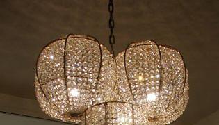 balls-chandelier