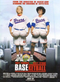 BASEketball poster
