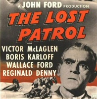 Boris Karloff in Lost Patrol