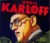 Boris Karloff as Mr. Wong