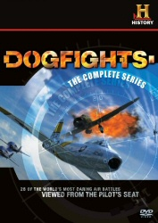 Dogfights: The Complete Series DVD cover art