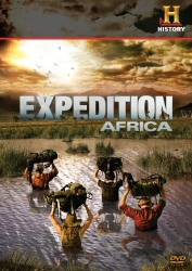 Expedition Africa DVD cover art