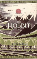 The Hobbit book cover art