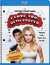 I Love You, Beth Cooper Blu-Ray cover art