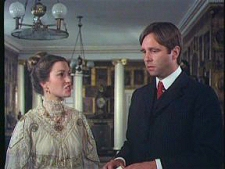 Jane Seymour and Beau Bridges from The Four Feathers (1977)