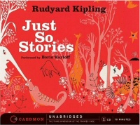 Just So Stories by Rudyard Kipling, read by Boris Karloff