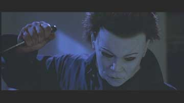 Michael Myers from Halloween: Resurrection