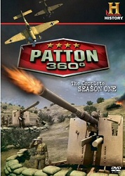 Patton 360: The Complete Season One DVD cover art