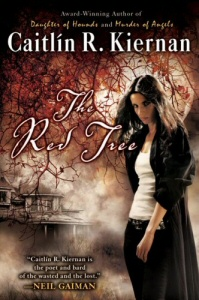 The Red Tree book cover art
