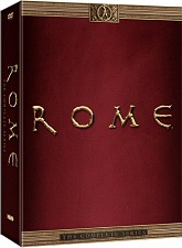 Rome: The Complete Series DVD cover art