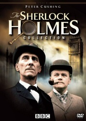 Sherlock Holmes Collection DVD cover art