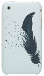 Threadless iPhone case