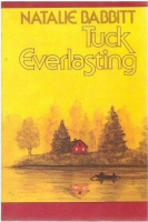 Tuck Everlasting book cover art