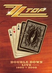 ZZ Top Double Down Live DVD cover art