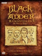 Black Adder Remastered: Ultimate Collection DVD