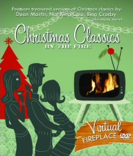 Christmas Classics By The Fire DVD