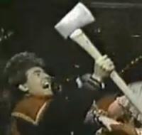 Davy Jones and the Christmas Axe