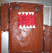 Domokun Cake
