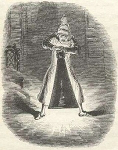 The First of the Three Spirits