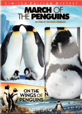 March of the Penguins: Limited Edition DVD Giftset