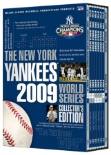 New York Yankees 2009 World Series Collector's Edition DVD