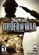 Order of War game