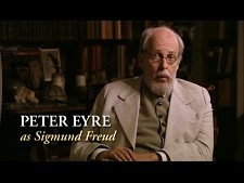 Peter Eyre as Sigmund Freud from The Question of God