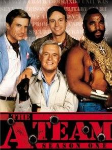 A-Team: Season One DVD