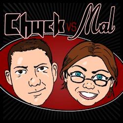 Chuck vs Mal logo 2