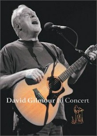 David Gilmour: In Concert DVD cover