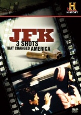 JFK: 3 Shots That Changed America DVD