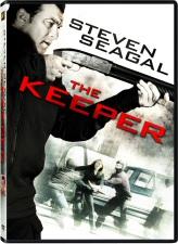 Steven Seagal: The Keeper DVD