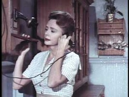 June Lockhart in Lassie's Great Adventure