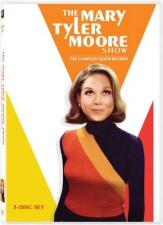 Mary Tyler Moore Show: Season 6 DVD