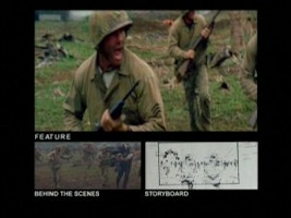 Multi-view of scene from Windtalkers