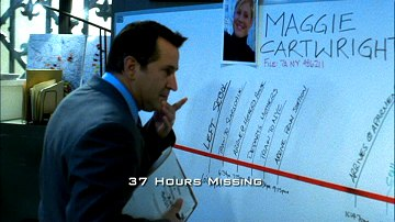 Anthony LaPaglia in Without a Trace Season 1