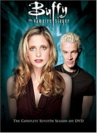 Buffy Season 7 DVD