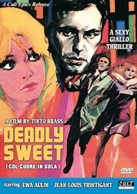 Deadly Sweet DVD cover