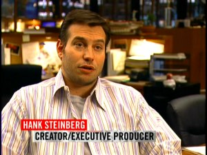 Without a Trace creator Hank Steinberg