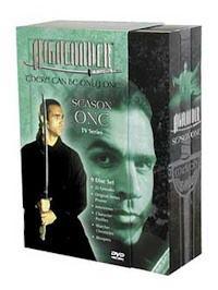 Highlander Season 1 DVD cover