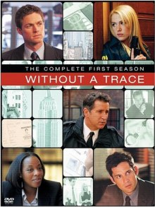 Without a Trace: The Complete First Season DVD