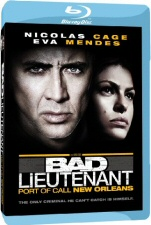 Bad Lieutenant: Port of Call New Orleans Blu-Ray