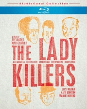 Ladykillers Blu-Ray