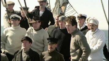 The Endurance crew from Shackleton