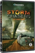 Storm Chasers: Let Chaos Ensue DVD