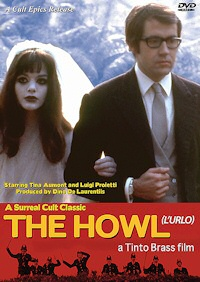 The Howl DVD cover