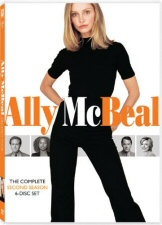 Ally McBeal: The Complete Second Season DVD