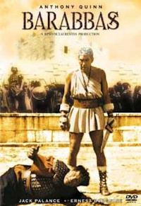 Barabbas DVD cover