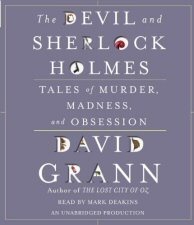 Devil and Sherlock Holmes unabridged audiobook